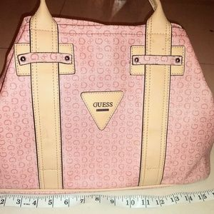 Guess Bags - Guess Purse Pink